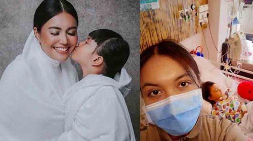Anak Leukemia, Denada Tambunan Jual Apartemen