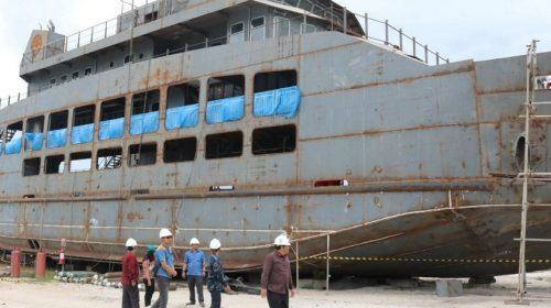 Danau Toba akan Segera Miliki Ferry Ukuran Besar