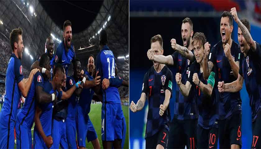 Prediksi Final Piala Dunia Perancis vs Kroasia 15 Juli 2018