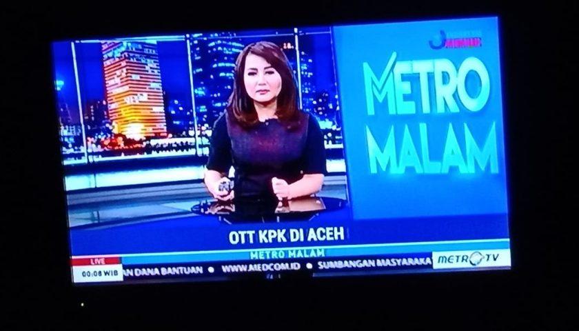 Gubernur Aceh Ditangkap KPK, Bupati Benar Meriah dan Anggota DPR RI pun 'Digulung'