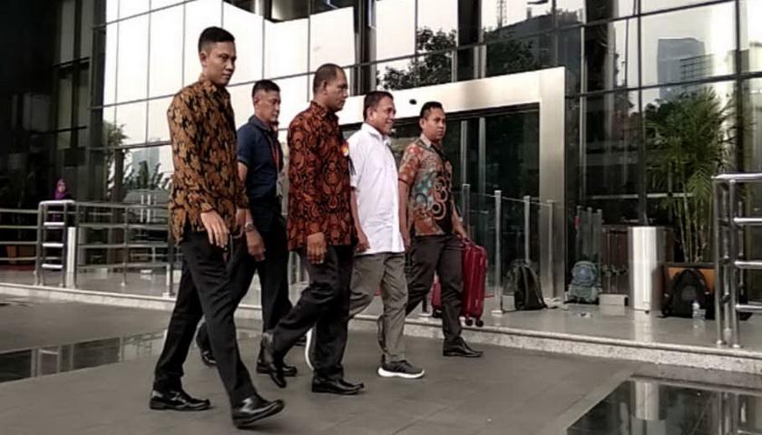 Gubernur Aceh Resmi Ditetapkan Sebagai Tersangka