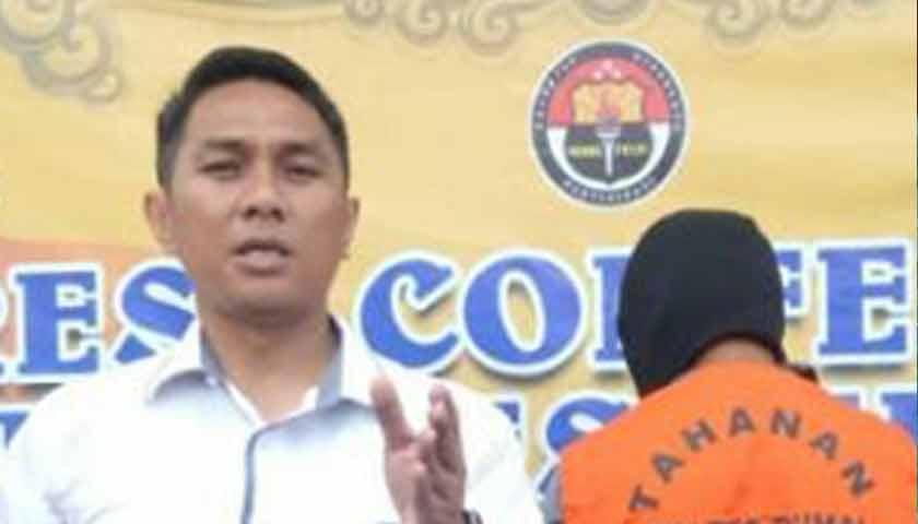 JK Saragih Ditangkap di Dumai, Disangka Bakar Hutan dan Lahan