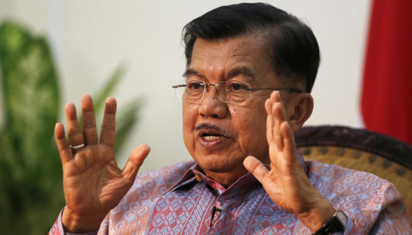 Tolak AHY, Jusuf Kalla Ngaku Mau Bantu Jokowi