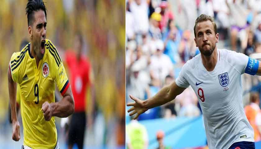 Prediksi Piala Dunia Kolombia vs Inggris 4 Juli 2018