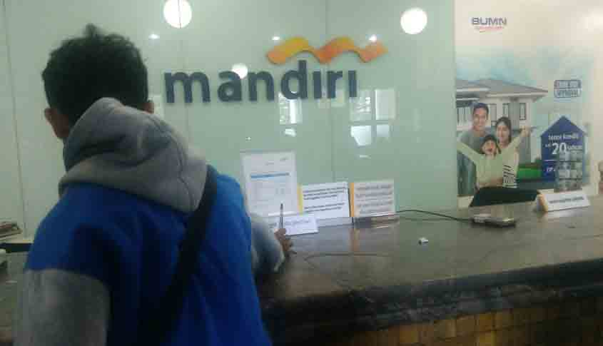 kredit bank mandiri