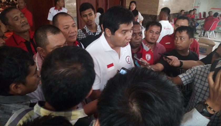 Maruarar Sirait: Cawapres Jokowi Punya Jejak Rekam Jelas