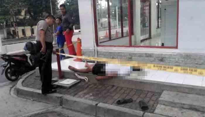 Parlin Silalahi Tewas di Seberang SPBU, Bersandar di Jok Mobil Lalu Terjatuh