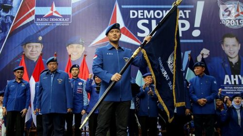 Cawapres Jokowi Harus Bersahabat dengan Partai Demokrat