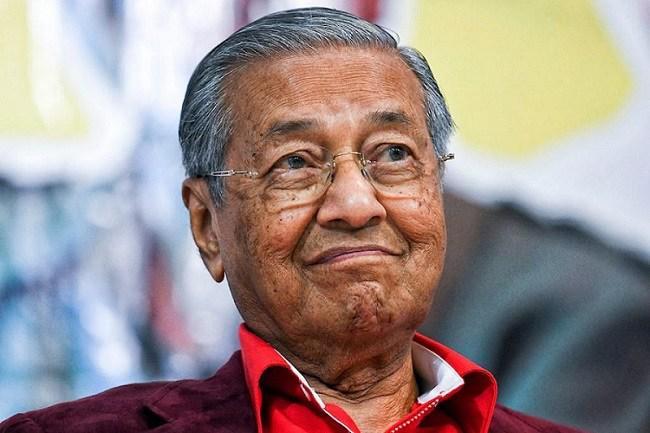 Perdana Menteri Malaysia Mahathir Ultah ke-93, Nih Rahasia Hidupnya!