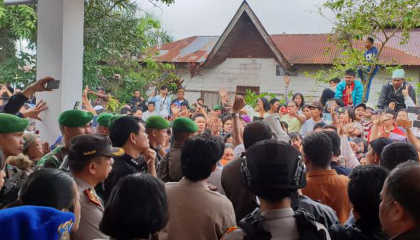Ketua KPU Taput Tegaskan tak Ada Pilkada Ulang