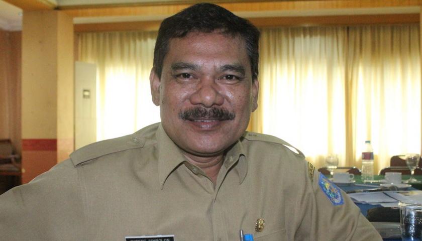 Drs Robert Simbolon MPA Jadi Pj Gubernur NTT