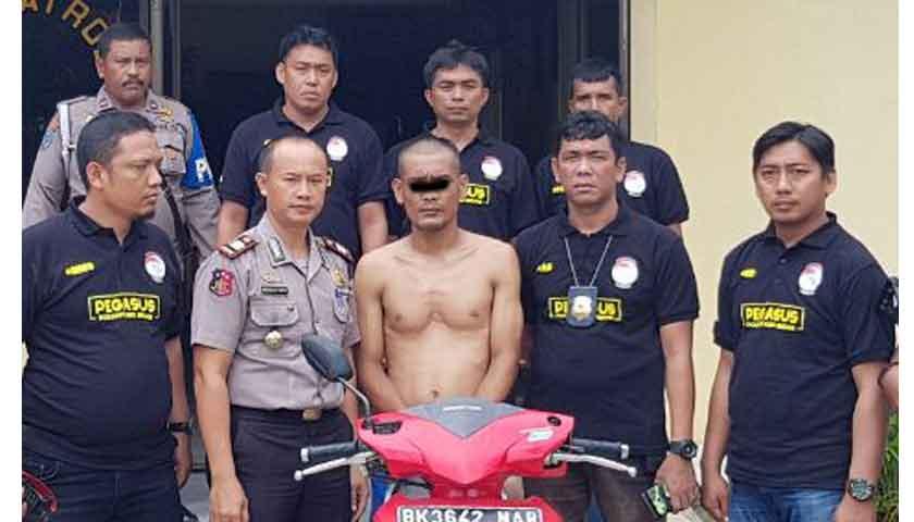 Satpam Podomoro Ditangkap, Nekat Jambret Tas IRT