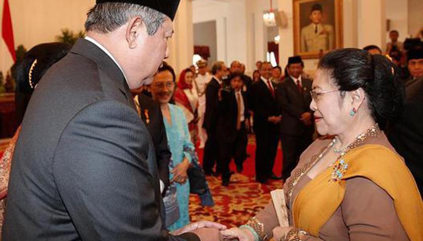 Ada Parpol Koalisi Jokowi yang Menolak Demokrat?