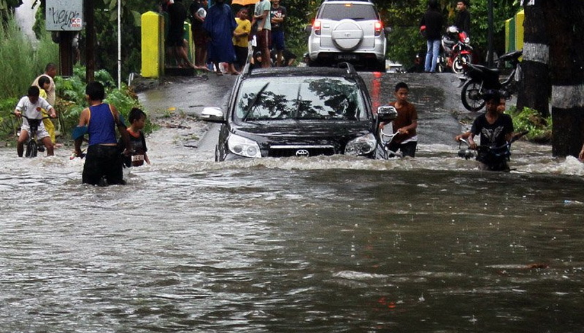 Pemko Medan Dinilai tak Siap Atasi Banjir