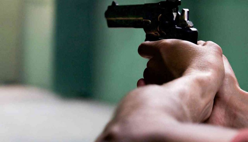 Doorr..!!! Tersangka Spesialis Curanmor Ditembak Polisi di Asahan