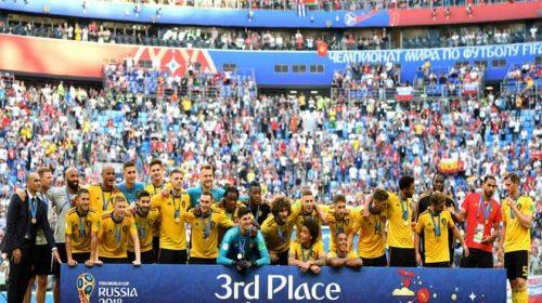 Meraih Juara Ketiga Suatu Kebanggaan Bagi Timnas Belgia