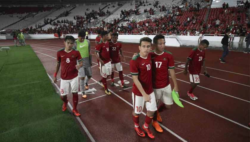 Timnas Indonesia U-19 Gagal ke Final Piala AFF 2018