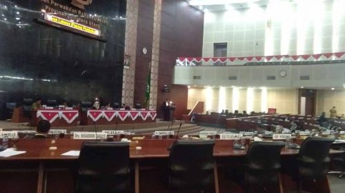 DPRD Sumut Sepakati Pengajuan Ranperda Pencegahan Penyalahgunaan Narkotika