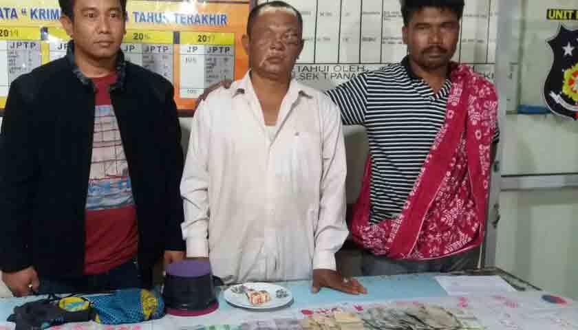 Asyik Goyang Judi Dadu Kopyok, Sembiring Dijebloskan ke Sel