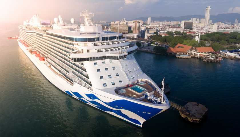 Princess Cruises Bidik Wisatawan Indonesia Naik Kapal Pesiar