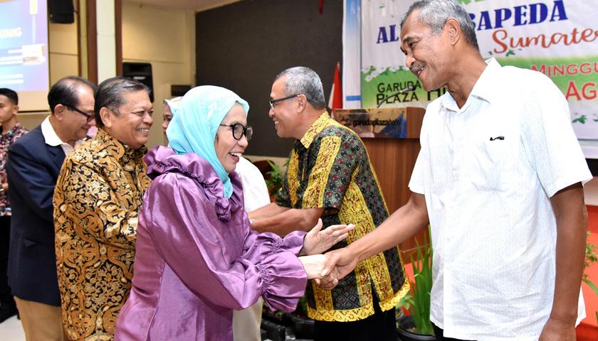 Alumni Bappeda Sumut Diharapkan Beri Sumbangsih Terhadap Pembangunan Daerah
