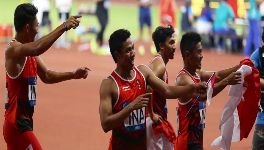 Lalu M Zohri Akhirnya Raih Medali di Asian Games 2018