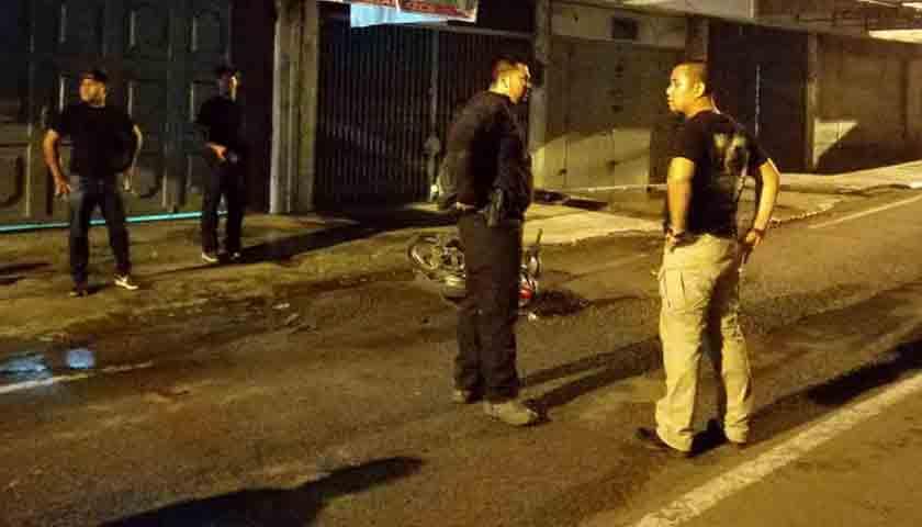 Begal Sadis Ditembak Mati, Buron 8 Bulan, Sempat Kabur ke Riau