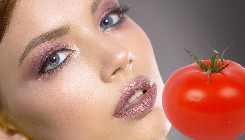 4 Cara Memutihkan Wajah dengan Tomat Paling Ampuh