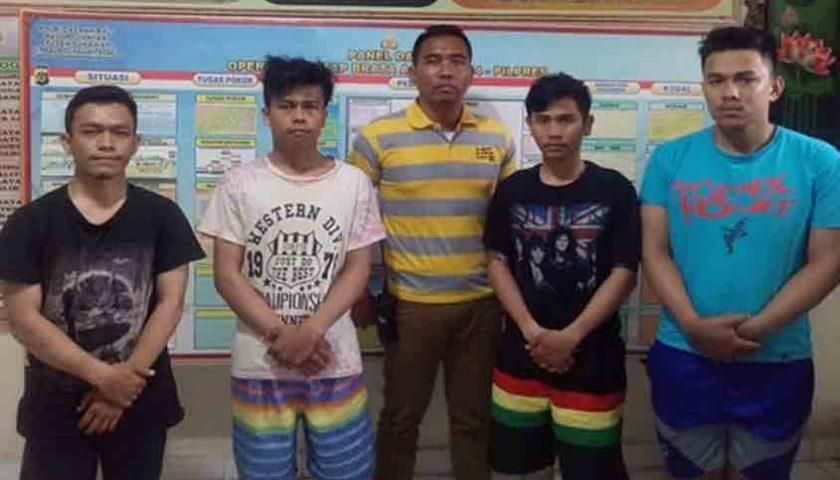 Debt Collector Diciduk di Bali, 4 Pelaku 'Anak Medan'?