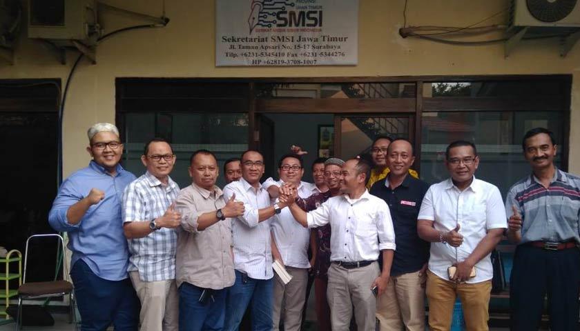 Dewan Pers Mulai Verifikasi SMSI Provinsi