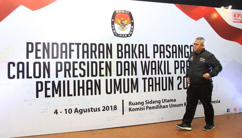 Cawapres Belum Jelas, Hasil Survei: Jokowi Ungguli Prabowo