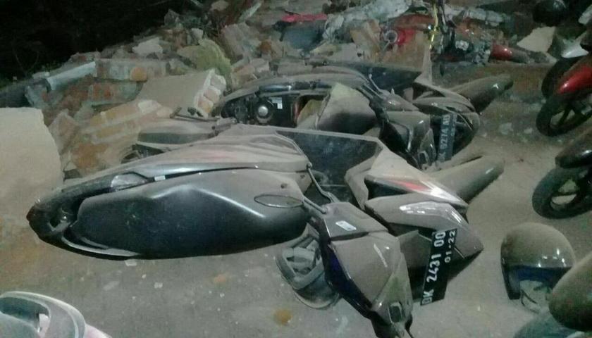 Korban Meninggal Gempa NTB Mencapai 82 Orang