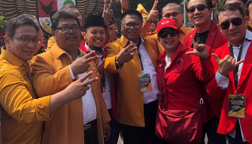 Edison Manurung: Duet Jokowi Ma'ruf Amin Perekat Bangsa