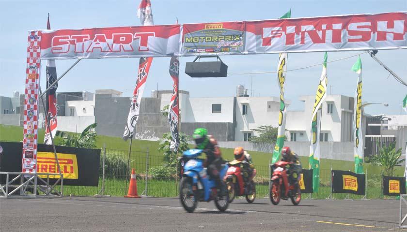 Motoprix Regional 1, Racer Andalan IMI Sumut Deri Irvandi Raja Sirkuit Pancing