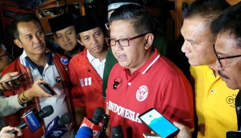 10 Parpol di Koalisi Jokowi, PKS Tetap Ingin Ganti Presiden