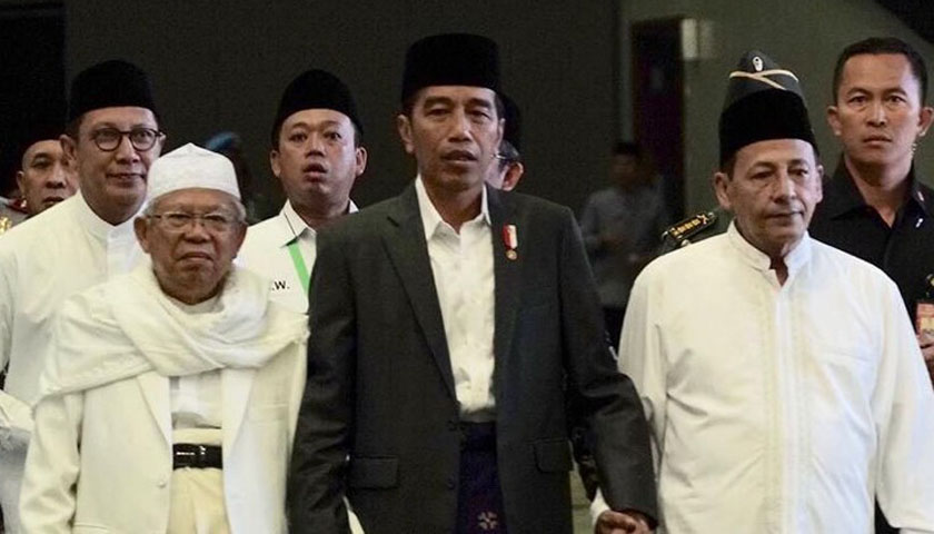 Ajak Mahfud ke Tim Kampanye, Koalisi Jokowi Terbuka untuk GNPF Ulama