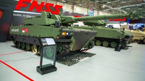Turki dan Indonesia Kembangkan Tank Mutakhir