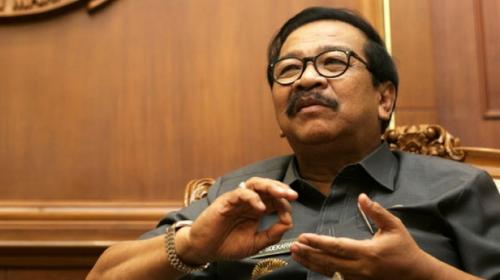 Dukung Jokowi, Soekarwo dan Lukas Enembe Bertahan di Demokrat