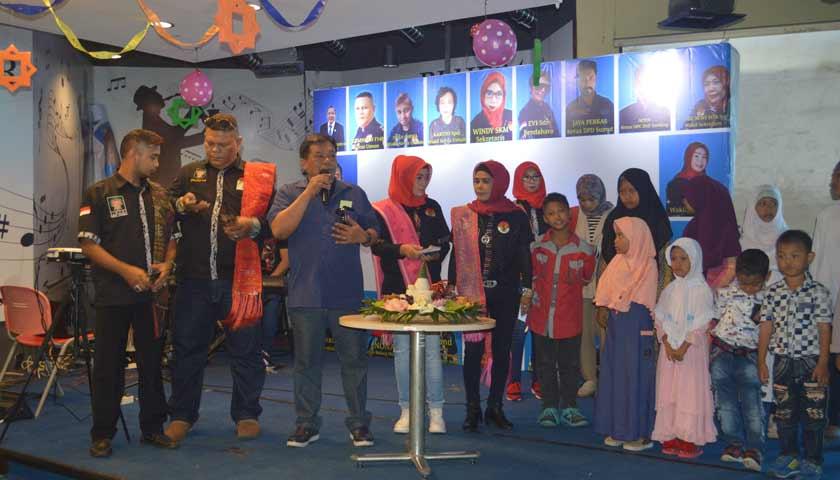 PAMSI Gelar Anniversary ke-4 Undang Puluhan Anggota Komunitas