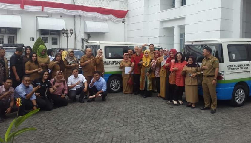 Kementerian PPPA Evaluasi Pemanfaatan Molin-Torlin di Sumut