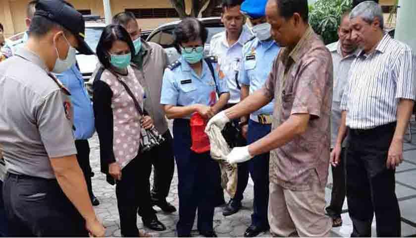 Pembunuh Pensiunan TNI AU, Suami Rosalina Tambunan Ditangkap