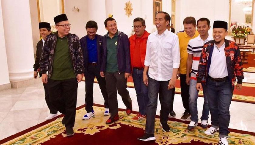Pemilu 2019 Tersulit di Dunia, Koalisi Jokowi Dinilai Lebih Siap