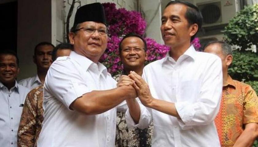 Pendaftaran Jokowi Ma'ruf Sederhana, Prabowo Puji PKS, Demokrat Gelar Rapat