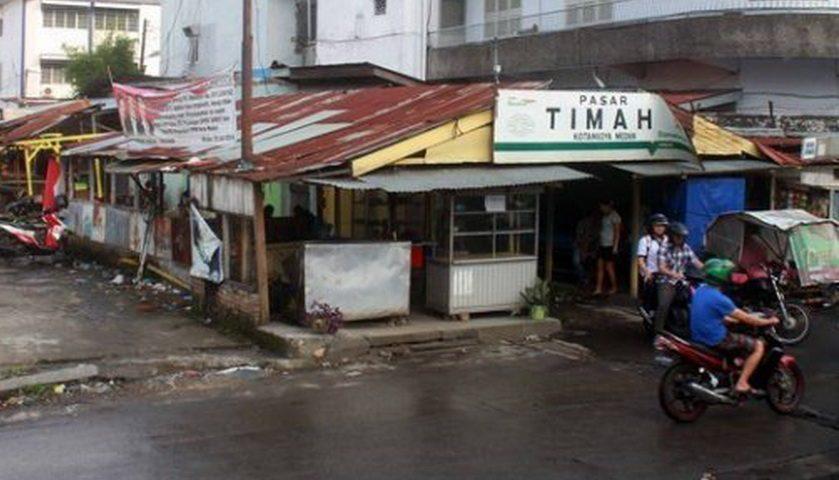DPRD Medan Soroti  Status Pasar Timah Terkatung-katung 5 Tahun