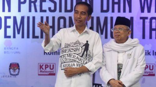 KPU Sebut Baru Jokowi Penuhi Syarat Capres
