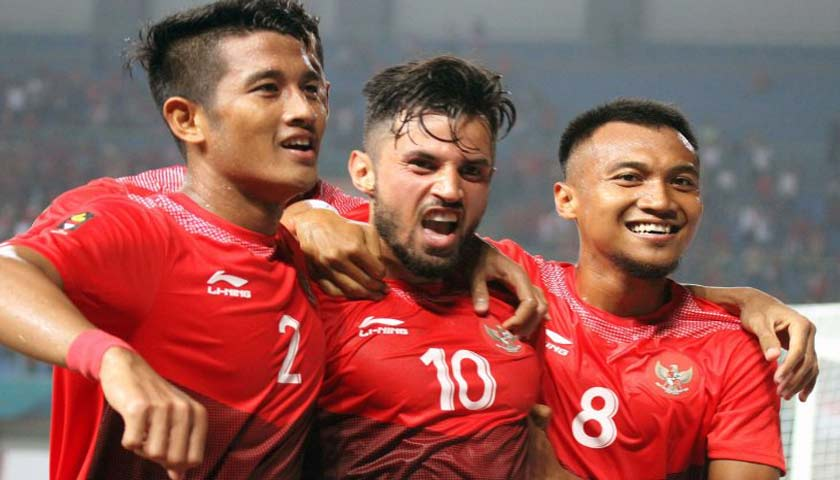 Prediksi Sepakbola Timnas Indonesia vs Palestina Asian Games 2018