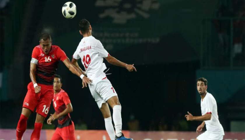 Asian Games 2018, Timnas Indonesia U-23 Akui Keunggulan Palestina