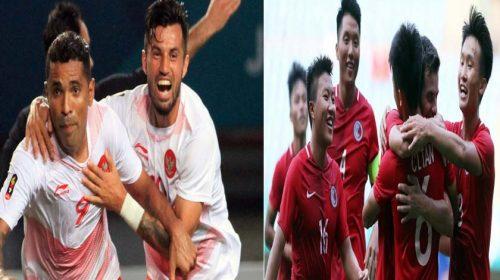 Prediksi Sepakbola Timnas Indonesia U-23 vs Hong Kong U-23 Asian Games 2018