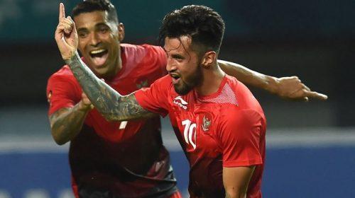 Asian Games 2018, Bantai Hong Kong 3-1 Timnas Indonesia U-23 ke Babak 16 Besar