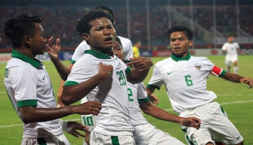 Timnas Indonesia Ditantang Malaysia di Semifinal Piala AFF U-16